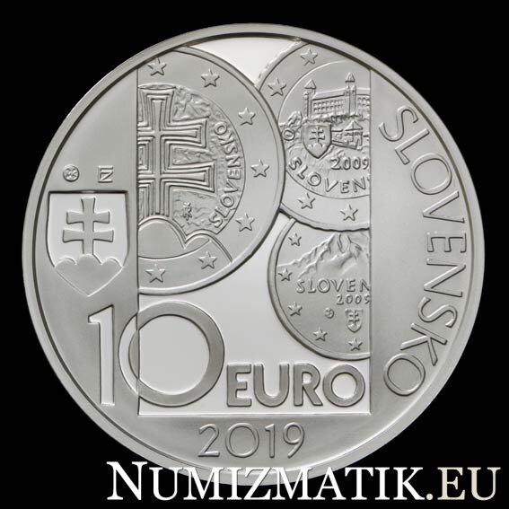 10 euro 2019 zavedenie eura v slovenskej republike 10. Black Bedroom Furniture Sets. Home Design Ideas