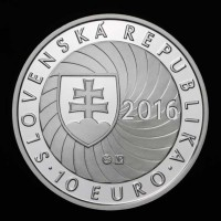 Silver coin -The first Slovak Presidency of the Council of the European Union