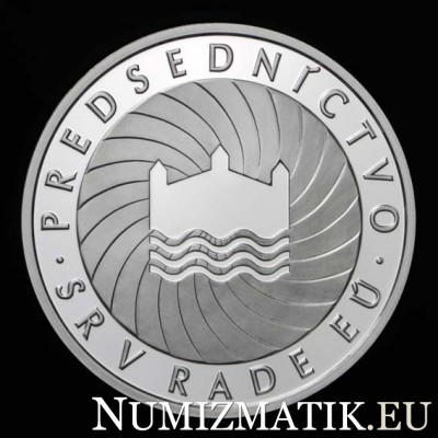 10 EURO/2016 -The first Slovak Presidency of the Council of the European Union