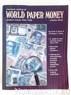 World Paper Money - Standard Catalog