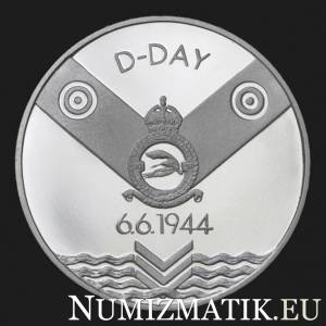 200 Sk/1994 - 50th anniversary of the Allied invasion of Normandy and the Slovak National Uprising against fascism