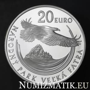 20 Euro/2009 - Nature and countryside conservation – Veľká Fatra (Great Fatra) National Park