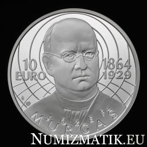 10 EURO/2014 - Jozef Murgaš – 150th anniversary of the birth